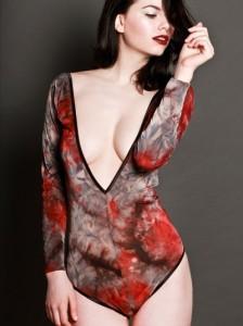 Bodysuit by Rebecca Ansah